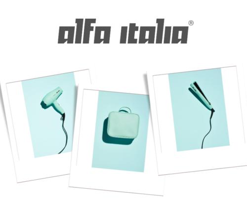 ALFA ITALIA VIAGGIO TRAVEL HAIRDRYER SET, travel hair dryer, mini straighteners, lightweight hairdryer, compact hairdryer, carry case, alfa italia, childrens hair dryer